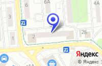 Схема проезда до компании МАГАЗИН АВТОЗАПЧАСТЕЙ АВТО 88 в Люберцах