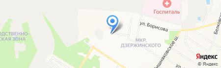БирМаг на карте Балашихи