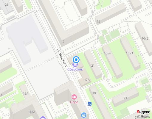Жилищно-строительный кооператив «ВИРА СЕРВИС» на карте Люберец