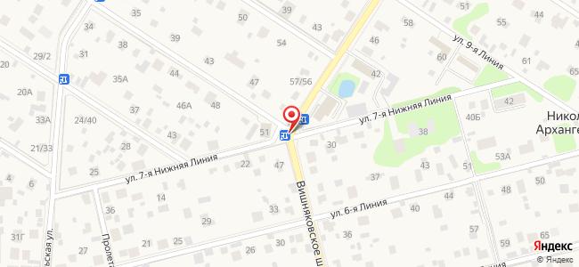 7-я линия (Вишняковское шоссе)