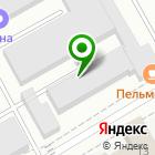 Местоположение компании Оптовый магазин бижутерии