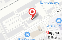 Схема проезда до компании Торгово-Производственная Фирма «Элитпласт» в Люберцах