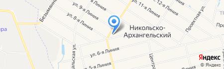 ВДПО на карте Балашихи