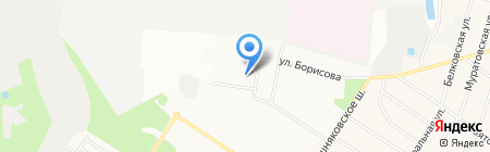 Кондитерский магазин на карте Балашихи