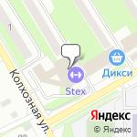 Магазин салютов Лыткарино- расположение пункта самовывоза