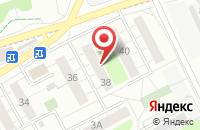 Схема проезда до компании Сф-Дарья в Люберцах