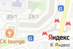 Схема проезда до компании КлиматПрофф в Москве