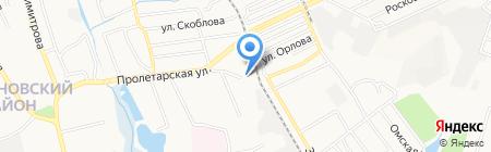 Магазин №2 на карте Донецка