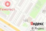 Схема проезда до компании Всероссийское общество инвалидов в Люберцах