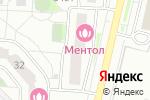 Схема проезда до компании Продуктовый рай в Москве