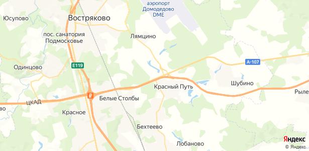 Проводы на карте