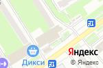 Схема проезда до компании Магазин сухофруктов в Лыткарино
