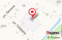 Схема проезда до компании Детский сад №33 в Неберджаевской
