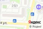 Схема проезда до компании 4 комнаты в Москве