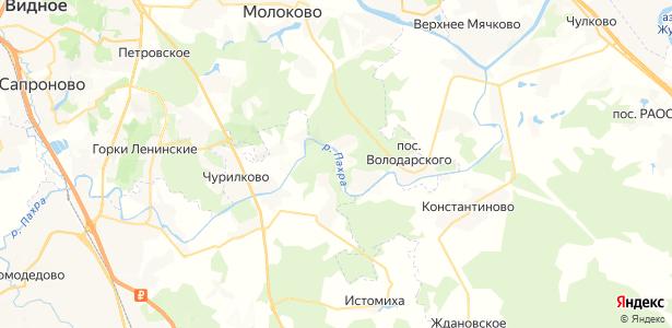 Семивраги на карте