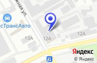 Схема проезда до компании ТРАНСПОРТНАЯ ФИРМА ТРАНСАГЕНТСТВО в Люберцах