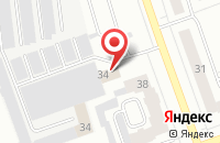 Схема проезда до компании Лидер в Череповце