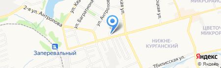 Окна Group на карте Донецка