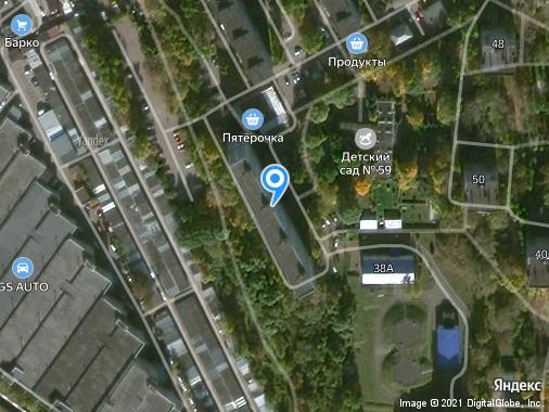 Продается 3-комнатная квартира, 67 м², Люберцы, улица Южная, 28