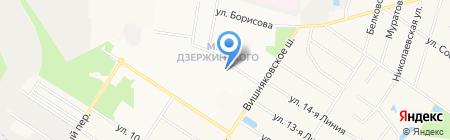 Натальи В на карте Балашихи