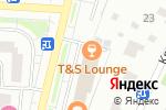 Схема проезда до компании Органика в Москве