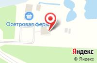 Схема проезда до компании Раздолье в Костином