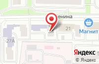 Схема проезда до компании Лыткаринское Информационное Агентство Московской Области в Лыткарино