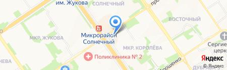 РТВ+ на карте Старого Оскола