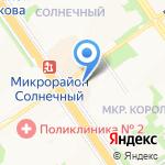 Oskol.ru на карте Старого Оскола