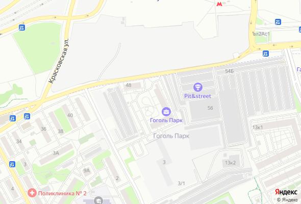 ЖК Гоголь парк