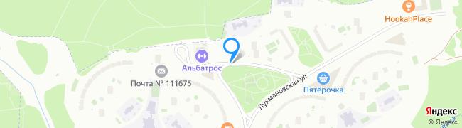 проезд Крэлектролюксвский 2-й