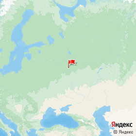 Weather station MOSCOW/DOMODEDOV in Lyamtsino, Moscow Region, Russia