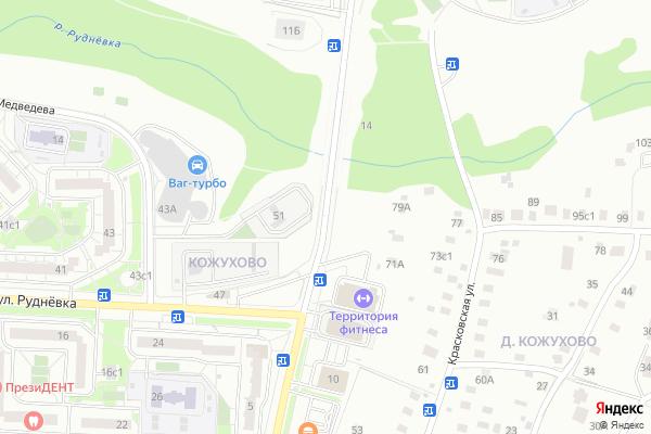 Ремонт телевизоров Улица Лухмановская на яндекс карте