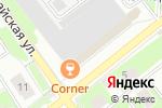 Схема проезда до компании Калужский в Лыткарино