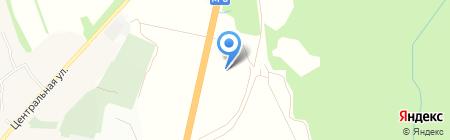 АЗС Роснефть на карте Братовщиной