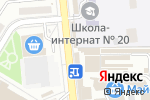 Схема проезда до компании Мадам завари в Донецке