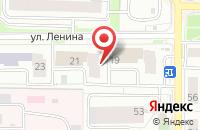 Схема проезда до компании ВЭЛЛКОМ-ТВ в Лыткарино