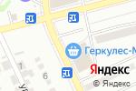 Схема проезда до компании Фокс мастер в Донецке