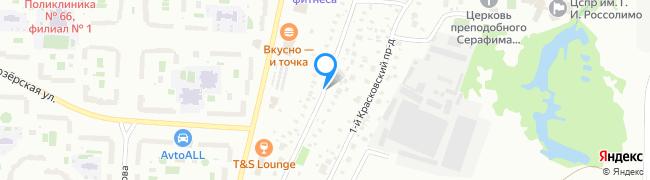 Красковская улица