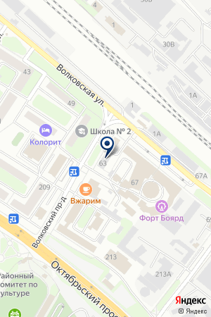 МАГАЗИН АВТОЗАПЧАСТИ на карте Люберец