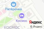 Схема проезда до компании Ивановка в Старом Осколе