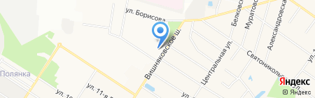 Jenavi на карте Балашихи