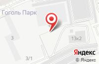 Схема проезда до компании Техноспирт в Люберцах