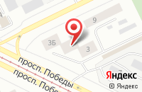 Схема проезда до компании Фабрика Печати в Череповце