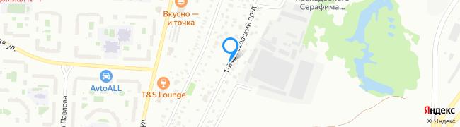 проезд Краегвский 1-й