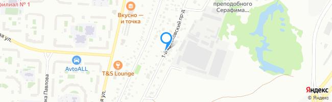 проезд Красковский 1-й