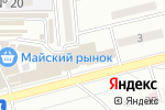 Схема проезда до компании Рублевка в Донецке
