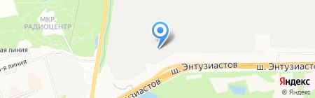Мир Игрушки на карте Балашихи