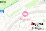 Схема проезда до компании Сува в Москве