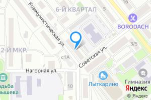 Сдается однокомнатная квартира в Лыткарино Советская ул., 12